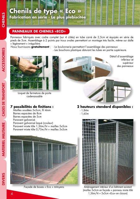Zone Industrielle - BP 40 - 60210 GRANDVILLIERS - Ribouchon et fils