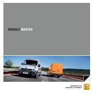 RENAULT MASTER - Groupe Simonneau