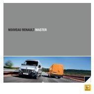 NOUVEAU RENAULT MASTER - Gmd-automobiles.com