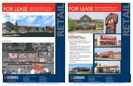 for lease westland market mall spruce grove, alberta for lease ...