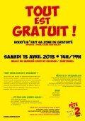 zone de gratuité des centaines de bouq'lib' - Le Citron Vert - Montreuil - Page 3