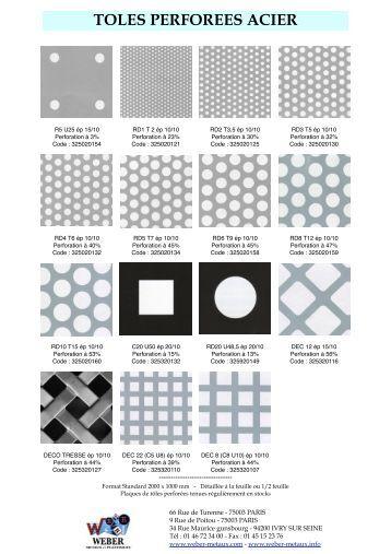 trous ronds en ligne trou. Black Bedroom Furniture Sets. Home Design Ideas