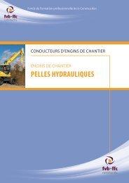 PELLES HYDRAULIQUES - ffc Constructiv