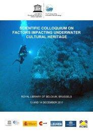 colloquium proceedings - Unesco