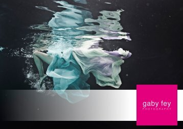 View our Fine Art selection here - Gaby Fey Underwater Photography