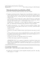 ECE 526 (Spring 2013) Distributed Algorithms Homework 1 Due: 9 ...
