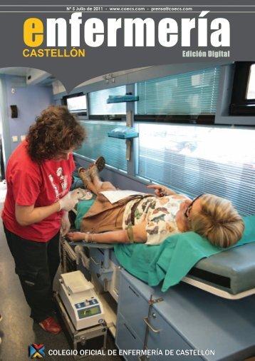 revisión bibliográfica - Colegio Oficial de Enfermería de Castellón