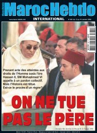3:HIKLRJ=VUXUUZ:?a@q@i@l@a;M 01791 - Maroc Hebdo ...