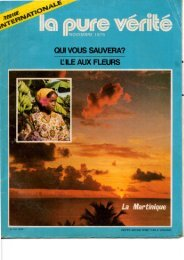 Pure Verite 1975 (No 10) Nov - Herbert W. Armstrong Library and ...