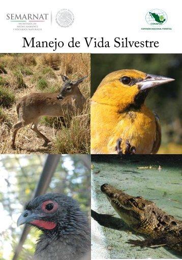 Manejo de Vida Silvestre - Conafor