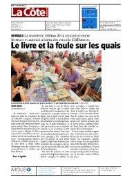 La Côte, 10.09.2012-02 - Le Livre sur les quais