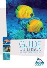 Guide du lagon 2011 - Province sud