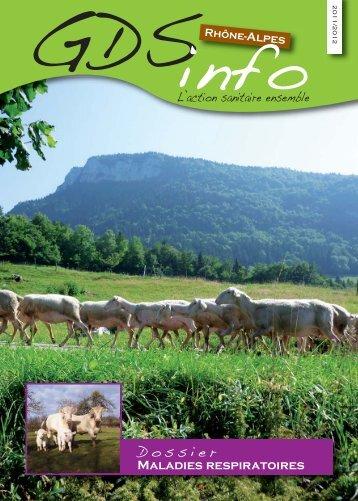 GDS INFO REGION 38_GDS INFO REGION 01 - GDS Rhône-Alpes