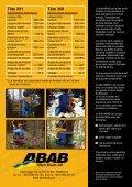 ABAB TÊTE D'ABATTAGE La tête d'abattage ... - Allan Bruks AB - Page 2