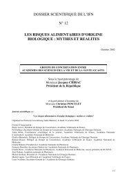 dossier scientifique de l'ifn n° 12 les risques - Fonds Français pour l ...