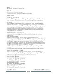 Jamaluddin, S.Kom Page 1 Modul Praktikum Bahasa Rakitan 5 ...