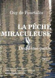LA PÊCHE MIRACULEUSE - Bibliothèque numérique romande