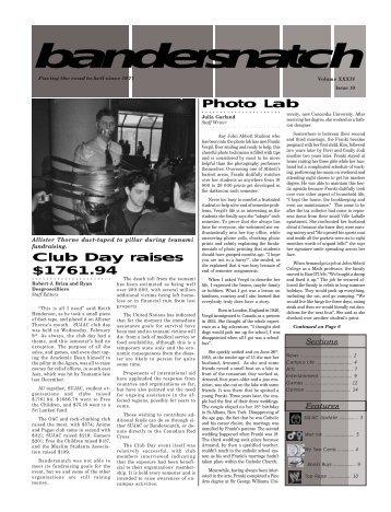 Issue10 john abbott college for College john abbott piscine