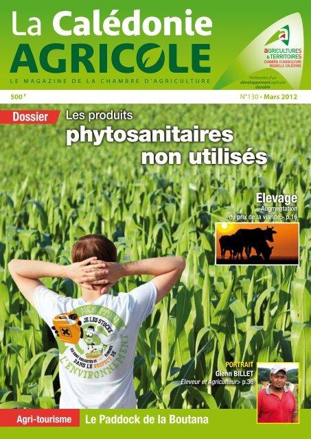 La caledonie agricol chambre d 39 agriculture de nouvelle - Chambre d agriculture de la mayenne ...