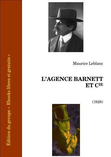 L'agence Barnett et Cie - Rennes-Le-Château ou l'histoire d'un ...