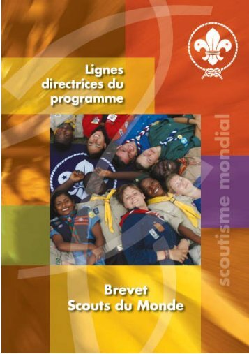 Untitled - World Organization of the Scout Movement