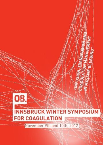 INNSBRUCK WINTER SYMPOSIUM FOR COAGULATION