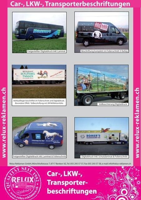 Car-, LKW-, -, LKW-, Transporter- beschriftungen