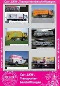 Car-, LKW-, -, LKW-, Transporter- beschriftungen - Seite 2