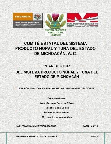 Nopal - Campo Mexicano