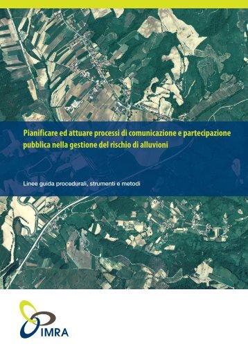 Il manuale in Italiano - Autorità di Bacino del fiume Tevere