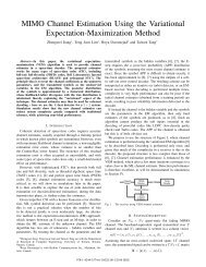 MIMO Channel Estimation Using the Variational Expectation ...