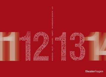 2013 als Download - Theater Hagen