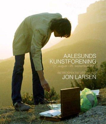 AAlesunds KunsTFORenInG JOn lARsen