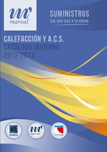 precios netos campaña calefaccion 2012-2013 - Suministros Marval