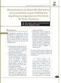 Elementos para un desarrollo alternativo: un acercamiento a partir ... - Page 3