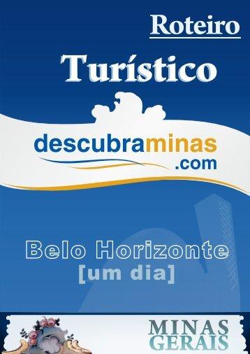 BELO HORIZONTE - 1DIA.cdr - Descubra Minas