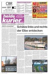 Schätze links und rechts der Elbe entdecken