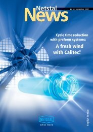 A fresh wind with Calitec
