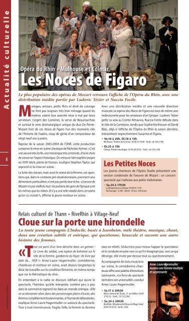 Les Noces de Figaro - JDS.fr