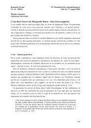 Marguerite Duras L Alcool Et La Permanence De La Blessure