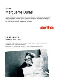 Marguerite Duras - Arte