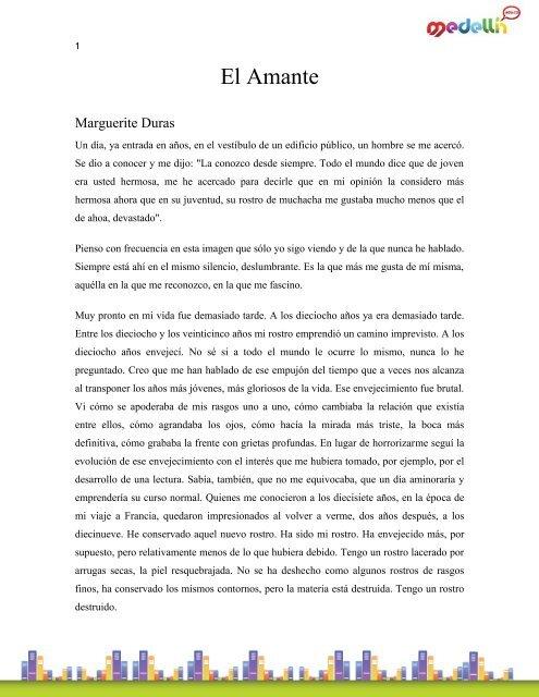 Duras_ Marguerite-El Amante pdf