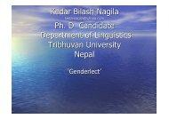 Kedar Nagila - thailand power point