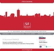 8. Structured FINANCE