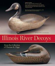 Illinois River Decoys - Copley Fine Art Auctions