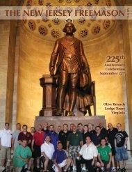 Fall - Grand Lodge of New Jersey