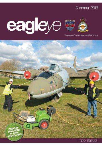 Summer 2013 - Eagle Eye Online