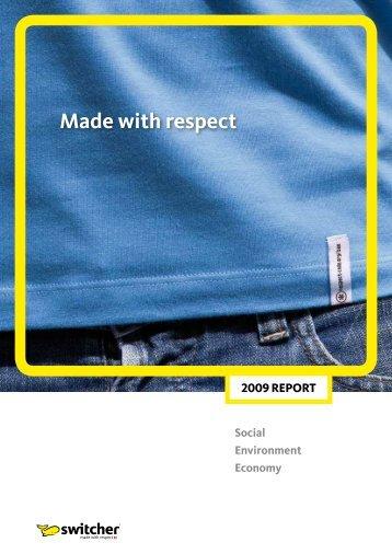 Switcher SA CSR Report 09