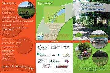 Circuit cyclable et bateau passeur - Le guide des pistes cyclables au ...