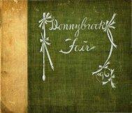 Donnybrook Fair 1896 - Goucher College